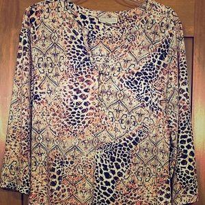 Dana Buchman sheath dress size large